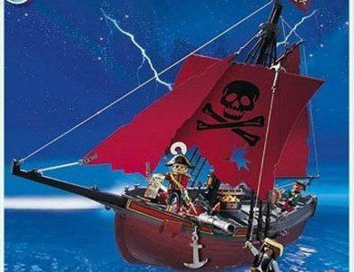 barco corsario playmobil 3900