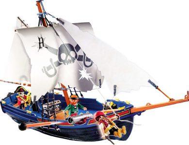 barco corsario playmobil 5810