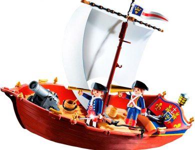 bergantin soldados playmobil