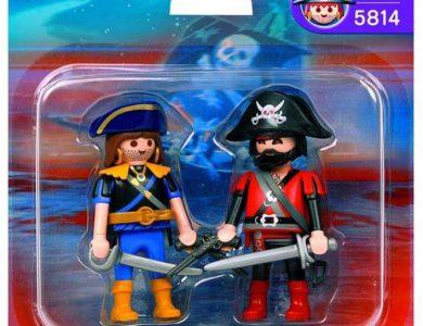 duo corsarios playmobil