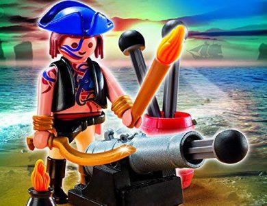 pirata cañonero playmobil 5413