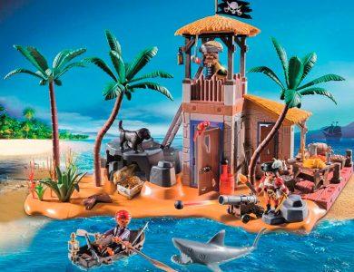 bahia pirata playmobil 4899