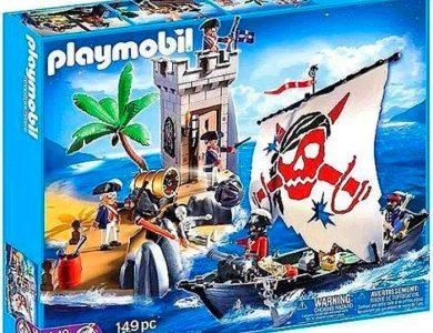 bastion pirata playmobil