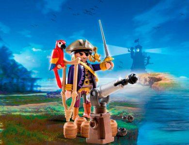 capitan pirata playmobil 66840