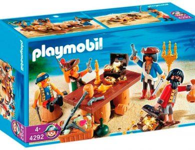 kit banda de piratas 4292